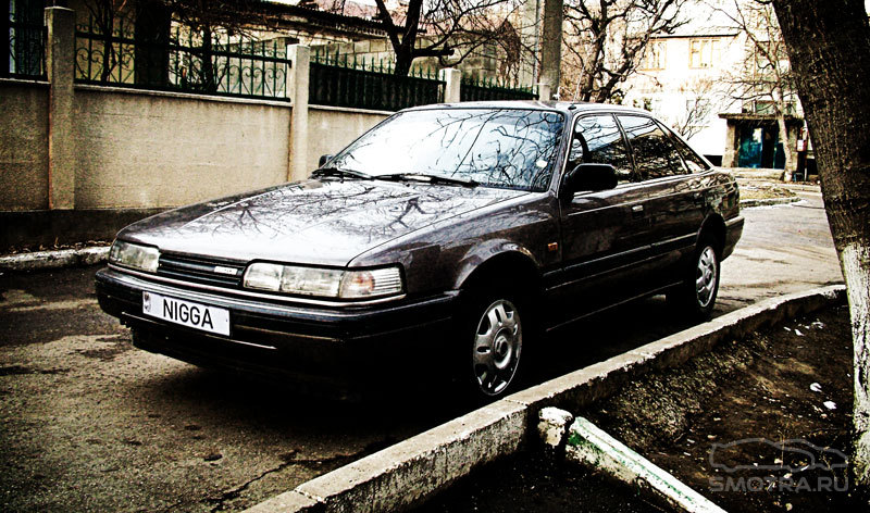 Mazda 626 III Hatchbac (GD) Маздайка