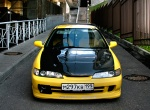 Type R X Yellow JDM DC2