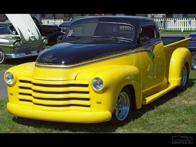 Chevrolet Pickup.