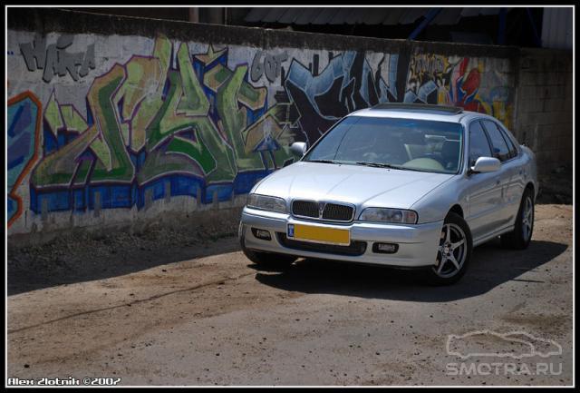 Rover 600 (RH) Rover 600 GT 28 , 280 л.с. 370Hm