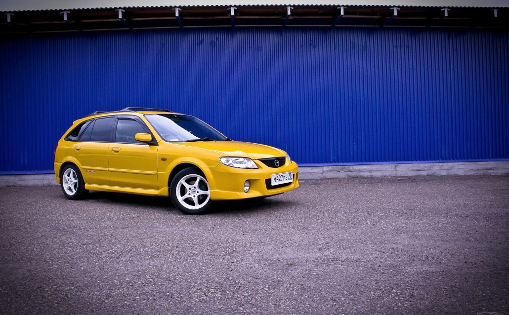 Mazda Familia Wagon Citrus jambhiri