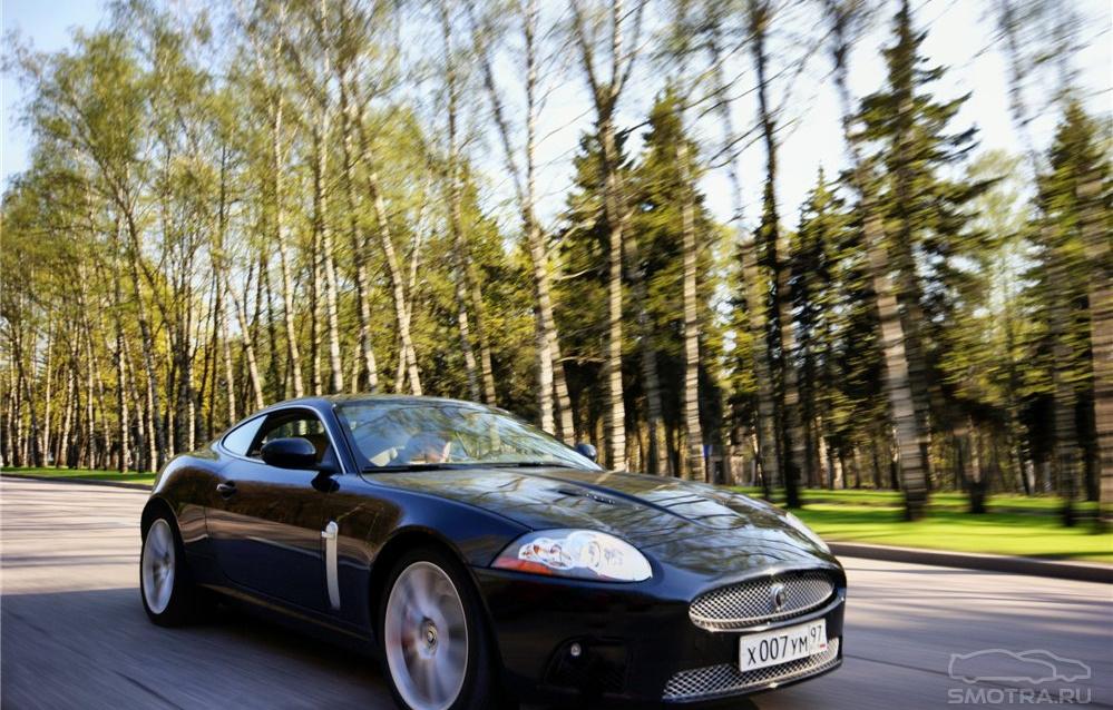 Jaguar XK 8 Convertible (QDV) Jaguar XKR