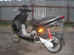 Gilera 250 NGR