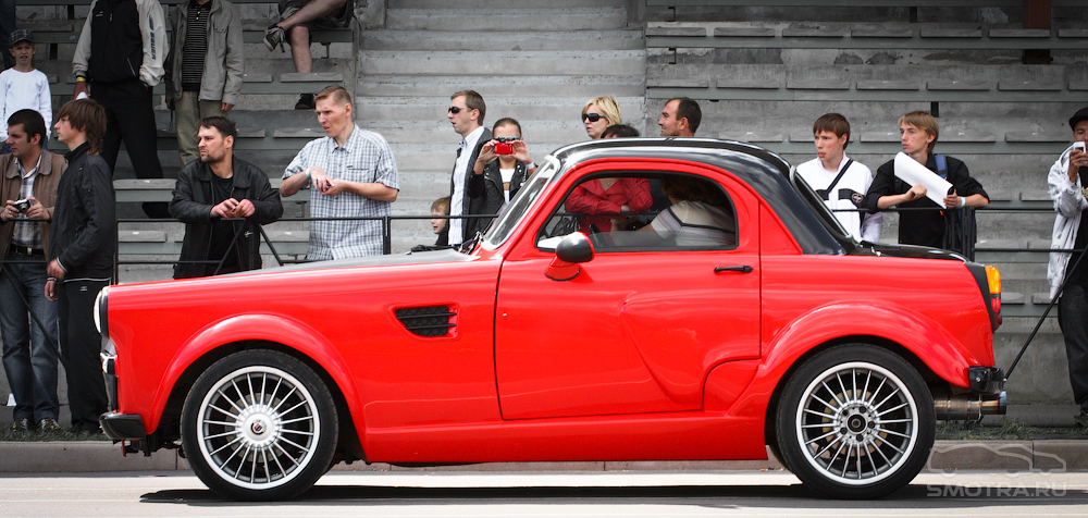 Москвич на базе BMW e 36