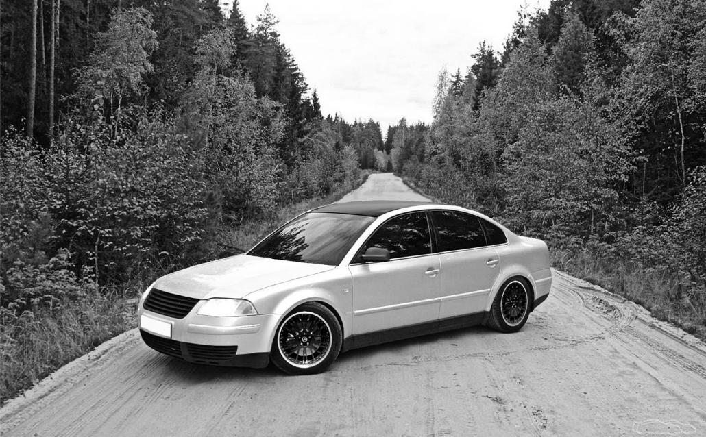 Volkswagen Passat (B5) Небесный тихоход