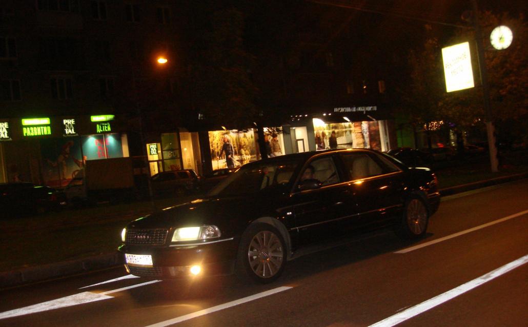 Audi A8 Long (D2) Лайнер D2