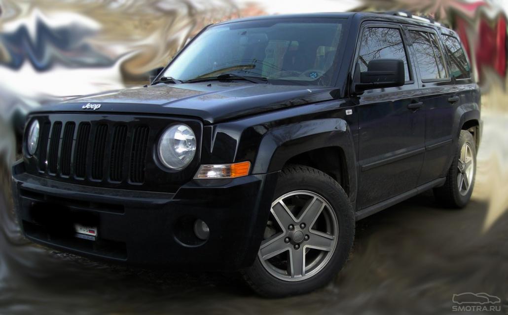 Jeep Liberty папика:)