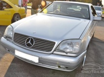 Mercedes-Benz CL-Klasse