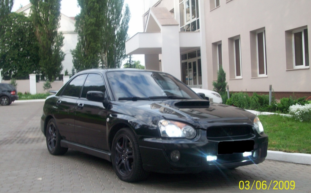 Subaru Traviq суба