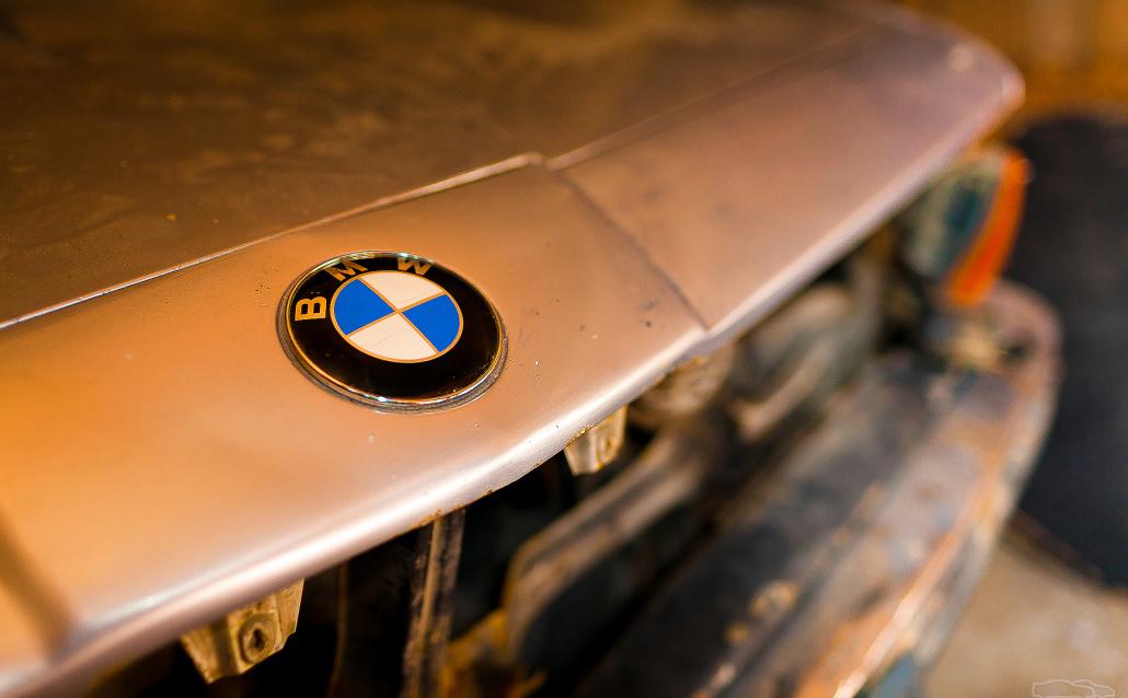 BMW 7er (E23) Паровозик из Ромашково