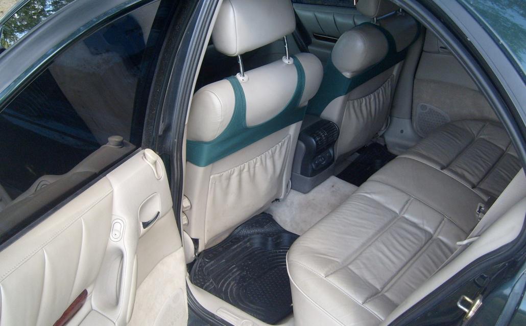 Cadillac Catera Американский МАЧО