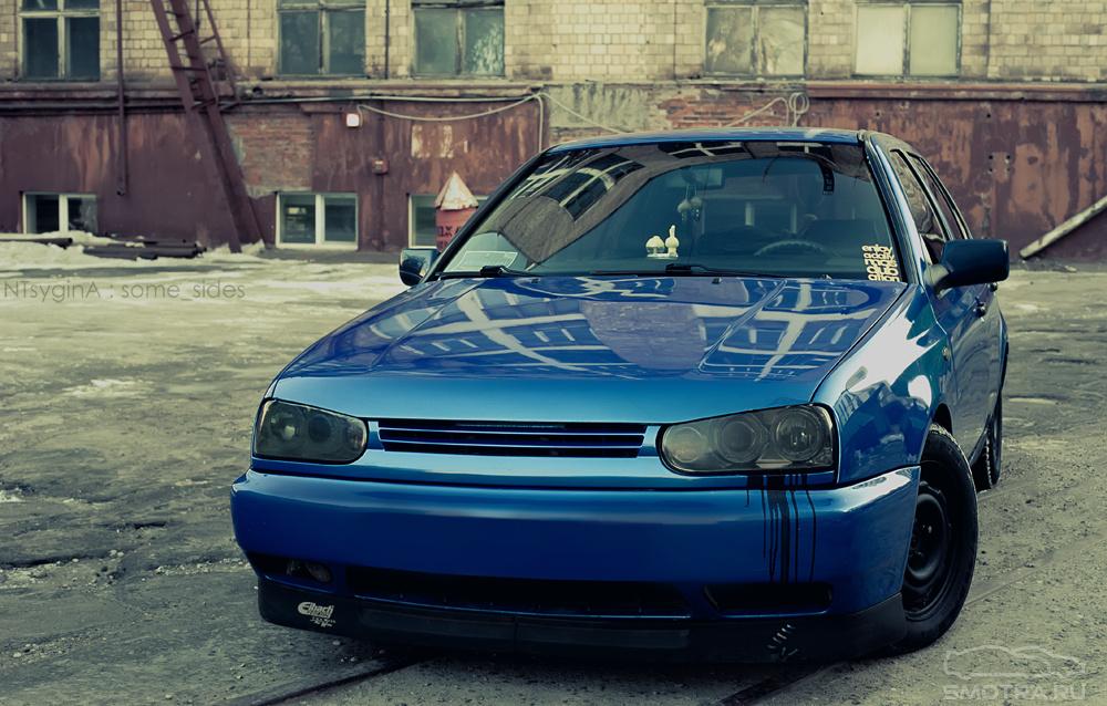 Volkswagen Golf III (1HX) Low&sLow
