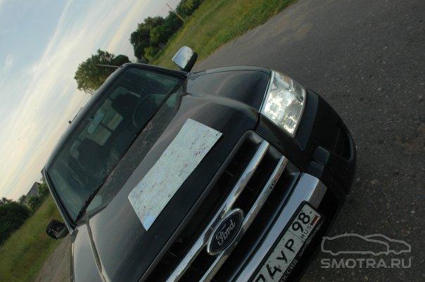 Ford Ranger V Дикий Вагон