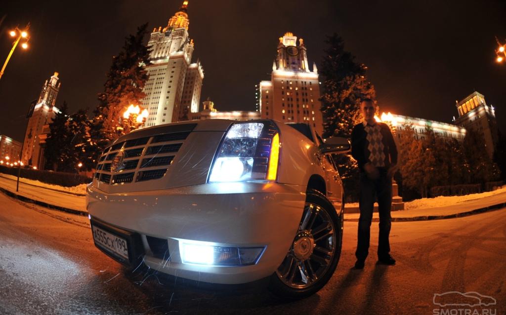 Cadillac Escalade I Cadillac Escalade PLATINUM :)