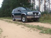 Ford Explorer (U2)