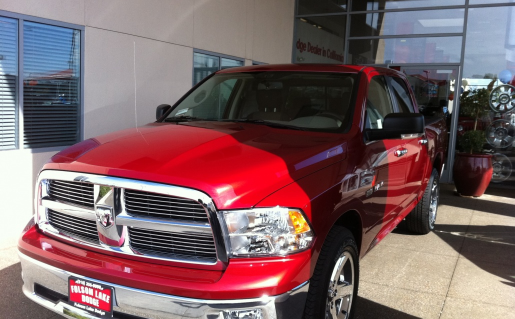 Dodge Ram 1500 (DS/DJ) Inferno