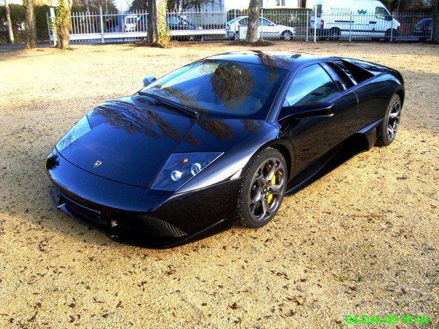 Lamborghini Murcielago LP640 Бычок (продан)