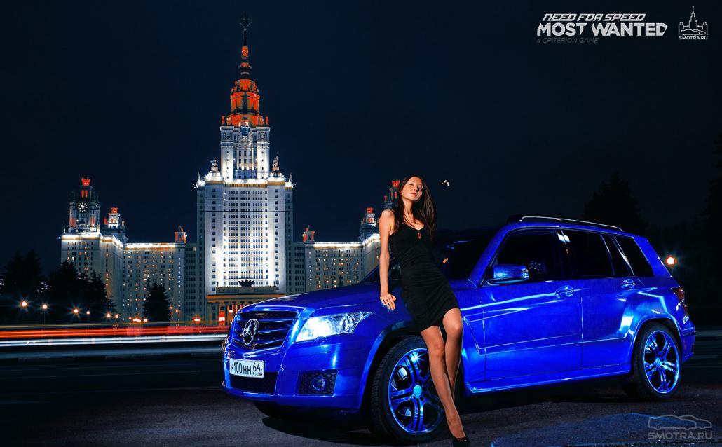 Mercedes-Benz GLK-klasse GL Kompakt