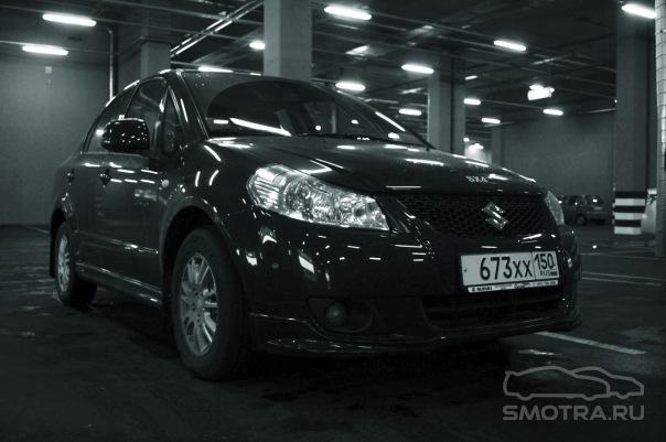 Suzuki SX4 Sedan Маленький и подлый