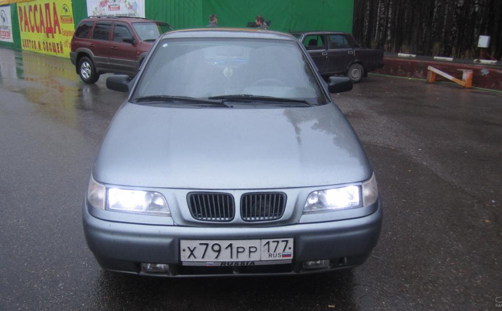 ВАЗ 21106 Конфетка)