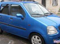 Opel Agila I