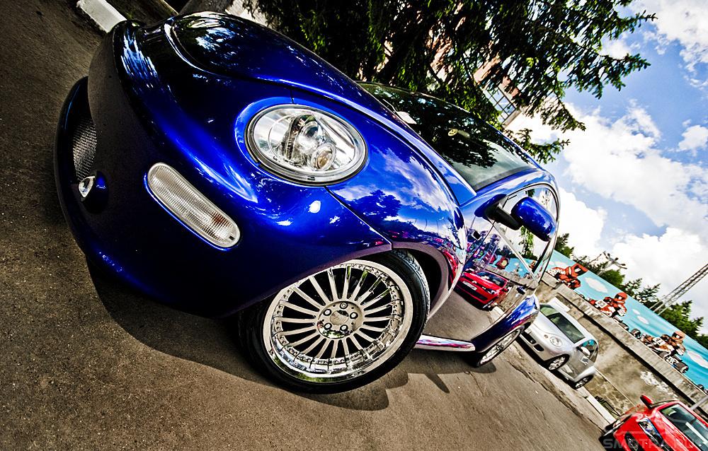 Volkswagen NEW Beetle (9C) Жучье Бега
