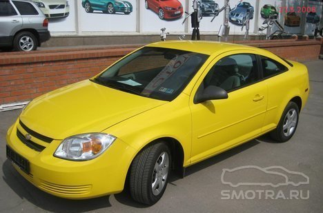 Chevrolet Cobalt Coupe Шевик
