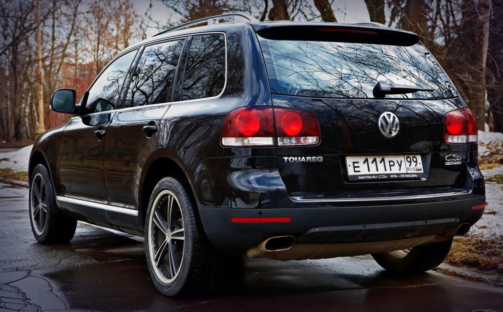 Volkswagen Touareg I ЛосеМобиль