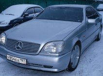 Mercedes-Benz CL-klasse (W140)
