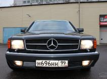 Mercedes-Benz S-klasse Coupe (C126)