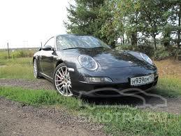 Porsche Carrera GT Поршик