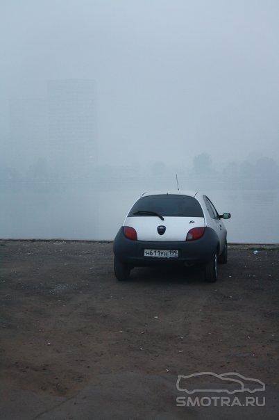 Ford KA (RBT) Букашка