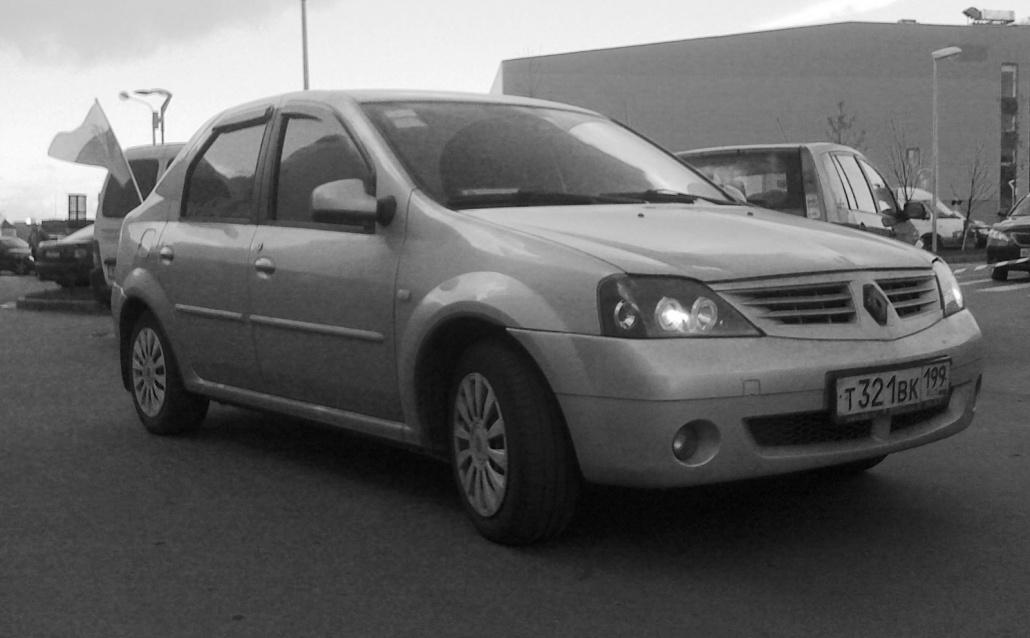 Renault 11 (B/C37) Ренофка