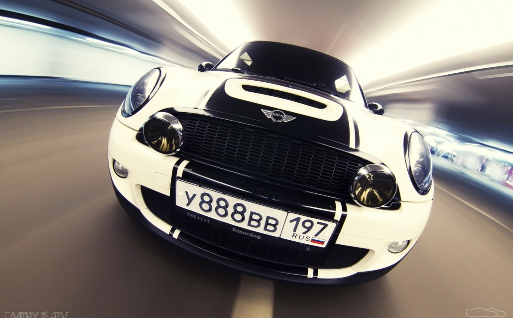 Mini Cooper S II Mini Blondi (Бывшая)