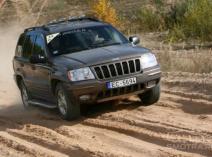 Jeep Grand Cherokee II (WJ)