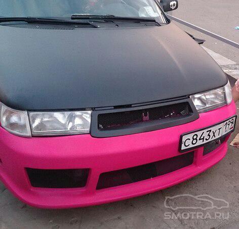 ВАЗ 21113 Бегемотик)