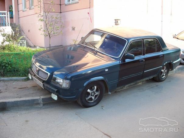 ГАЗ 3110 Баржечка ☭