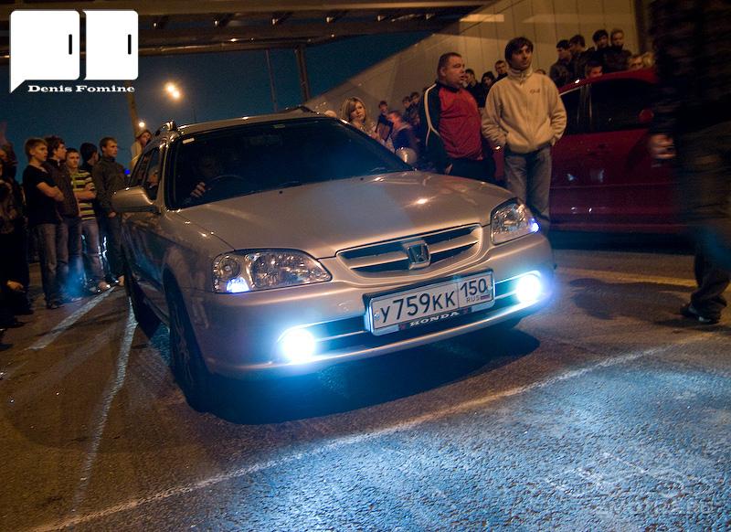 Honda Orthia Хонда Оргия =)