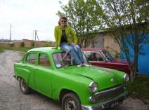 Москвич (АЗЛК) 402