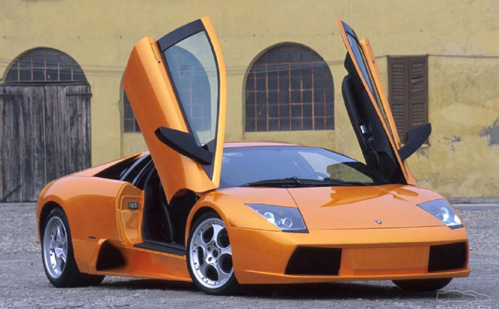 Lamborghini Murcielago (продана)