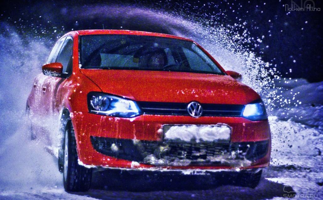 Volkswagen Polo V Polka