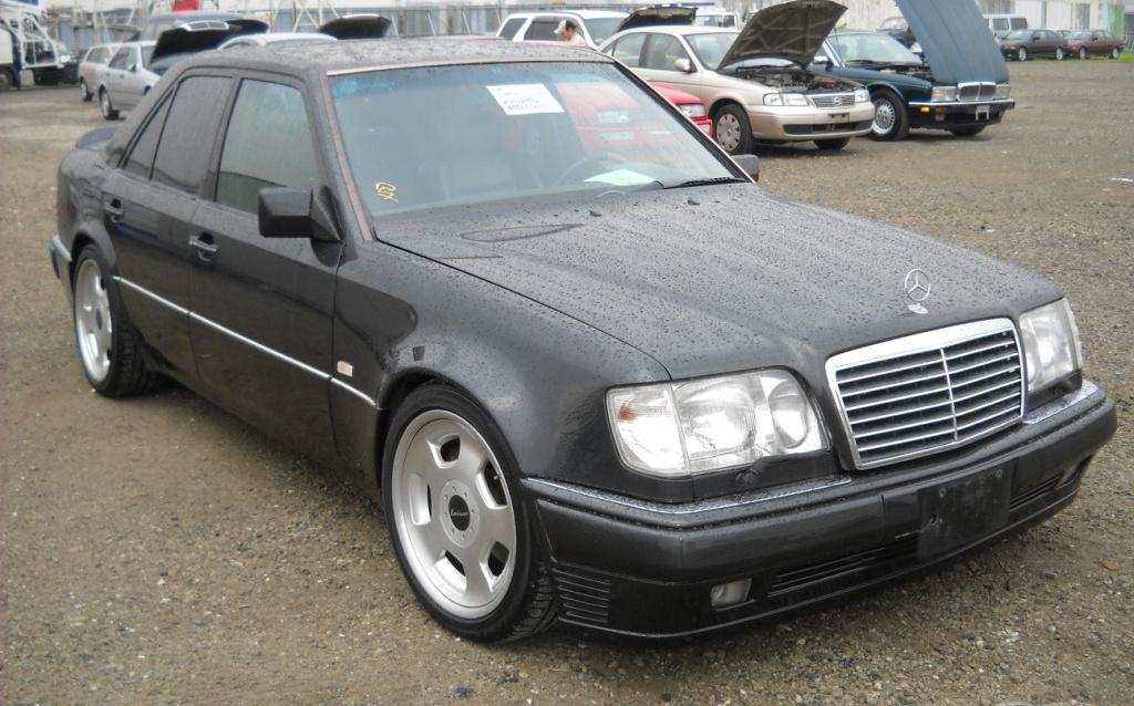 Mercedes-Benz 500 (W124) ВОЛЧЁК