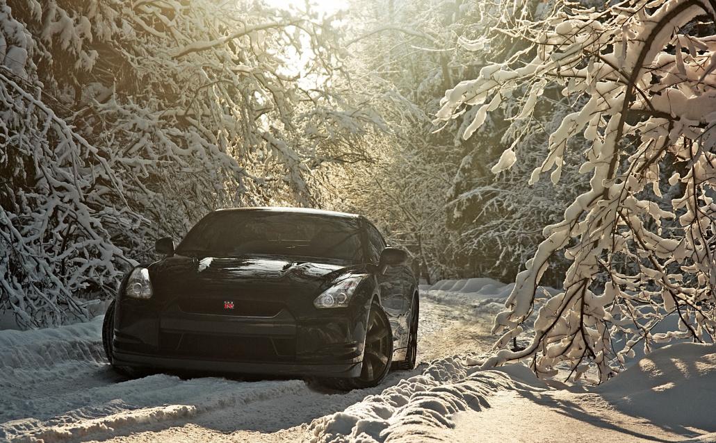 Nissan GT-R Knight Rider