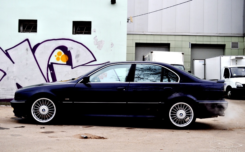 Alpina B10 (E39) Switshtronic  4.6 V8 N442