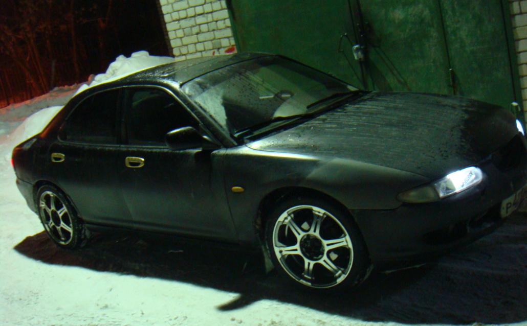 Mazda Xedos 6 (CA) Ксюха