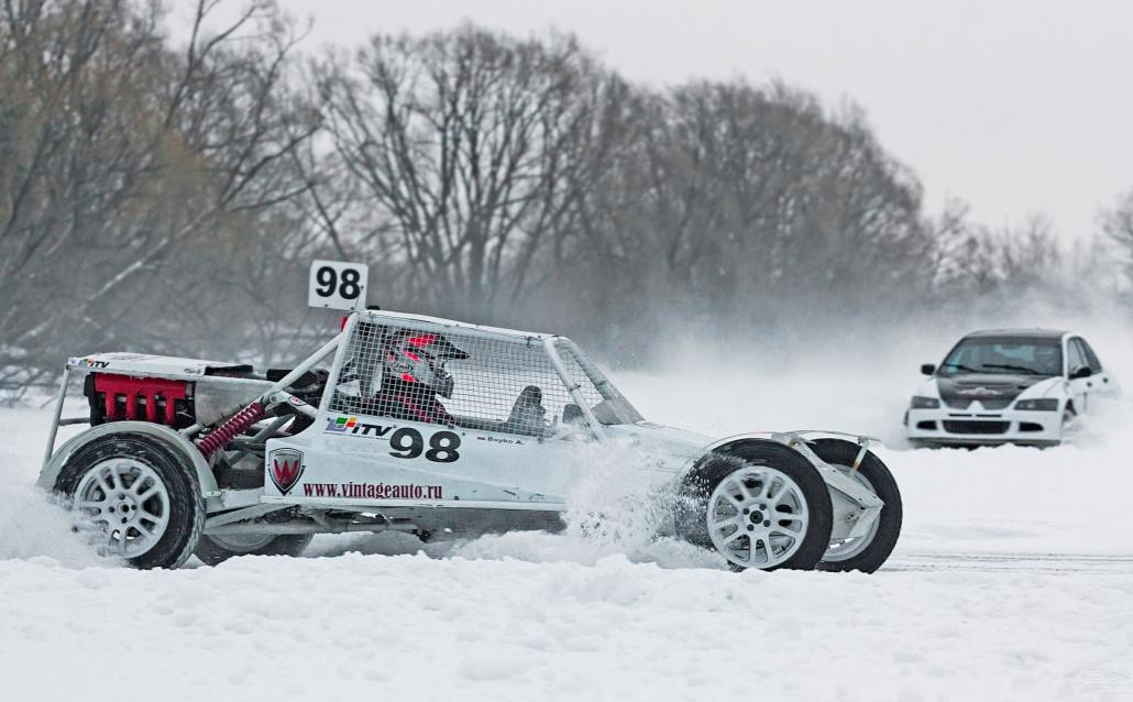 "Bugatti EB 112 ""Багга"""