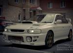 Бублик))Subaru Impreza WRX STI)))