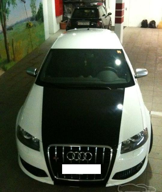 Audi S3 Sportback (8P) Бывшая