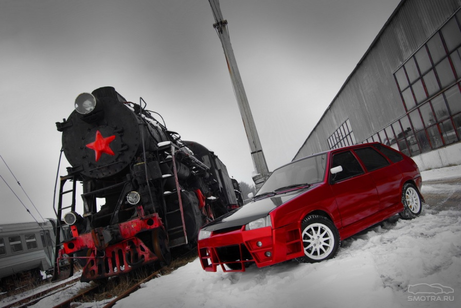 60 Lada Tuning Cars Wallpapers.