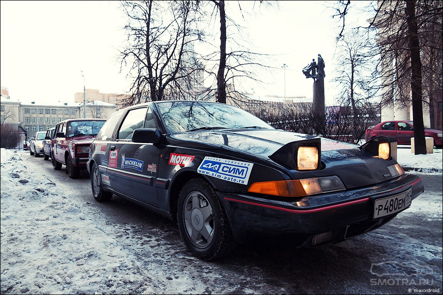 Volvo 480 E 1.7 Turbo